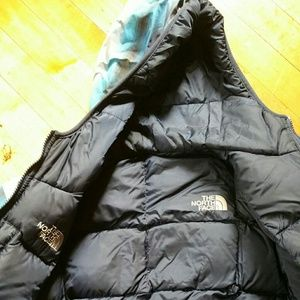The North Face Jackets & Coats - The North Face Reversible Down Jack